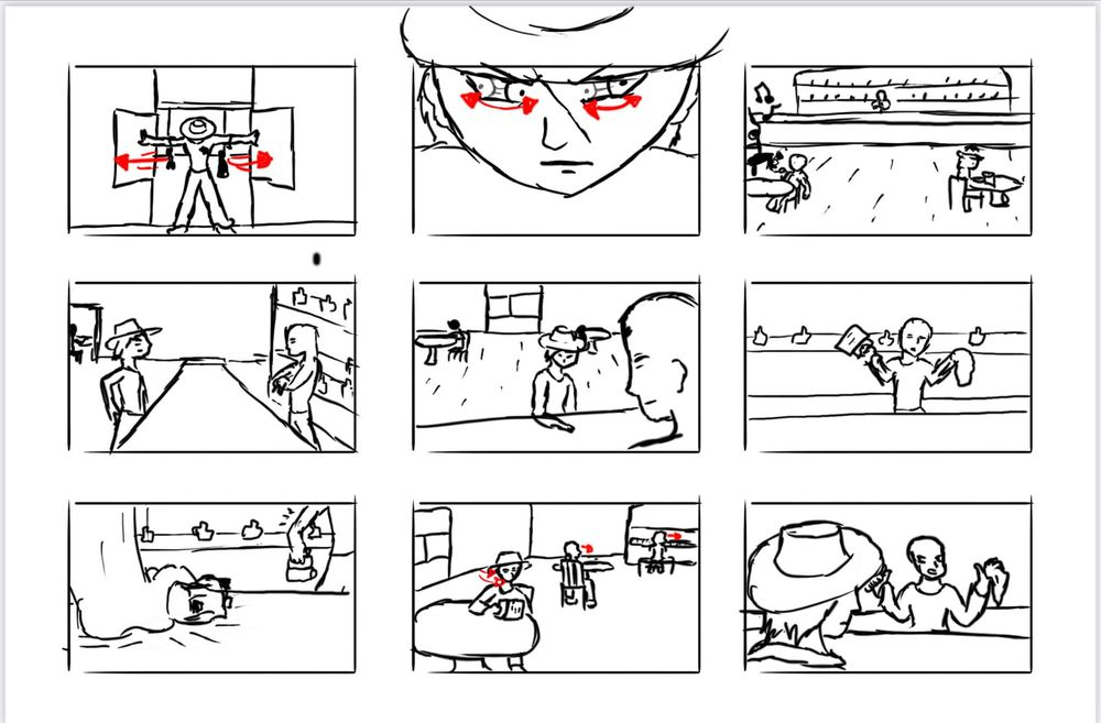 Storyboard Assignment - image 2 - student project