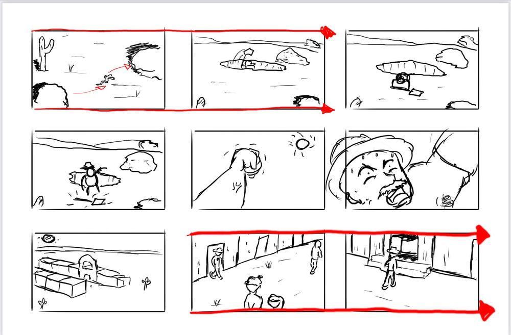 Storyboard Assignment - image 1 - student project