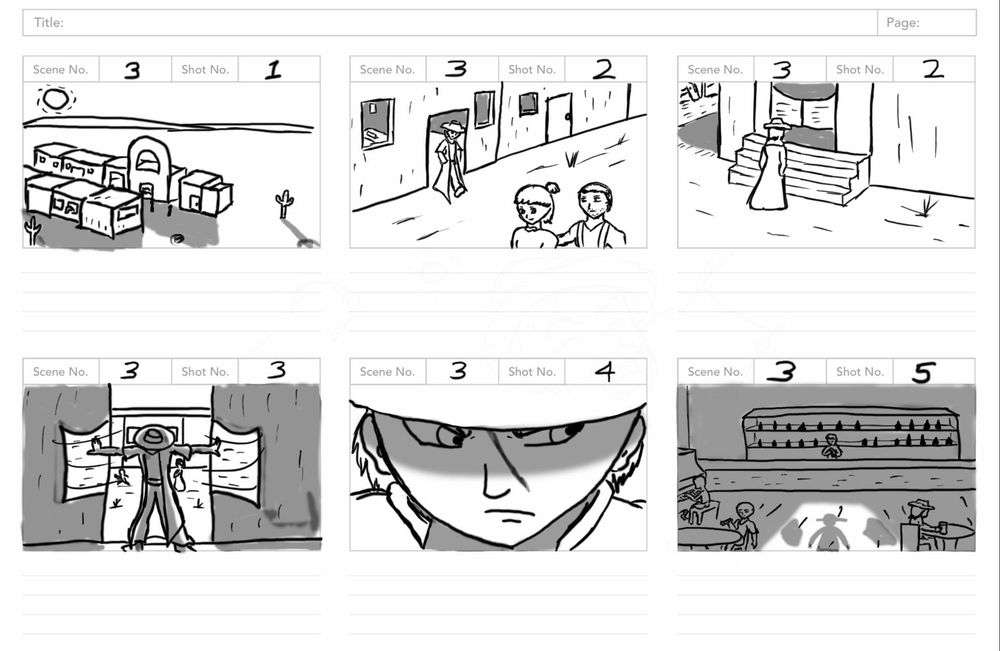 Storyboard Assignment - image 7 - student project