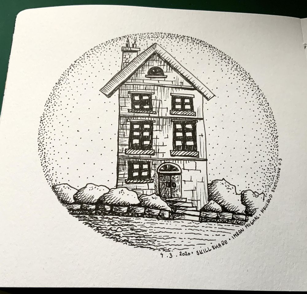 A little house - image 1 - student project