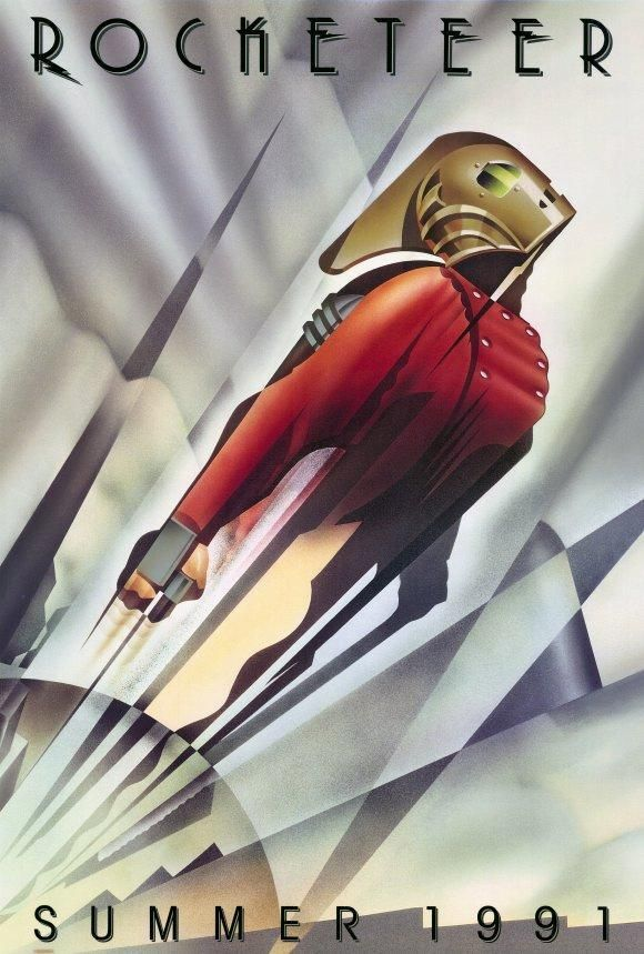 The Rocketeer! - image 1 - student project
