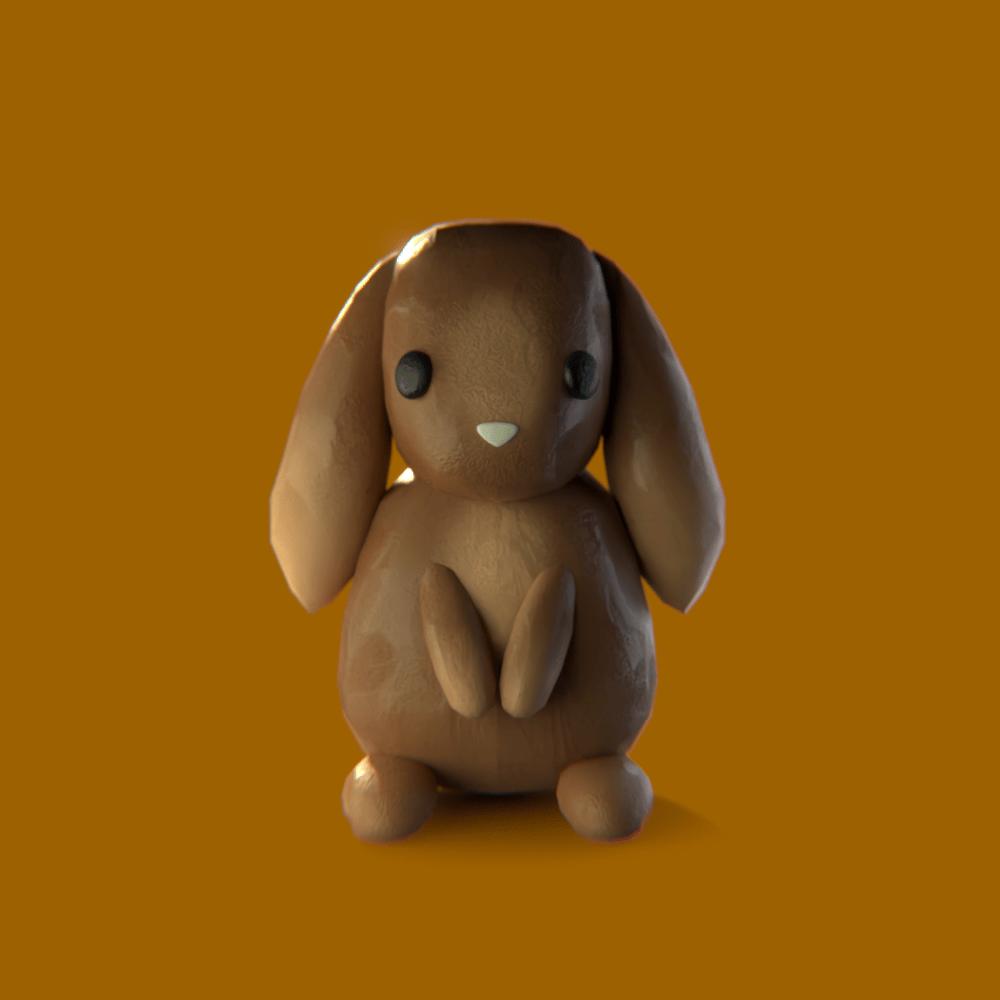 Kees het konijn - image 3 - student project