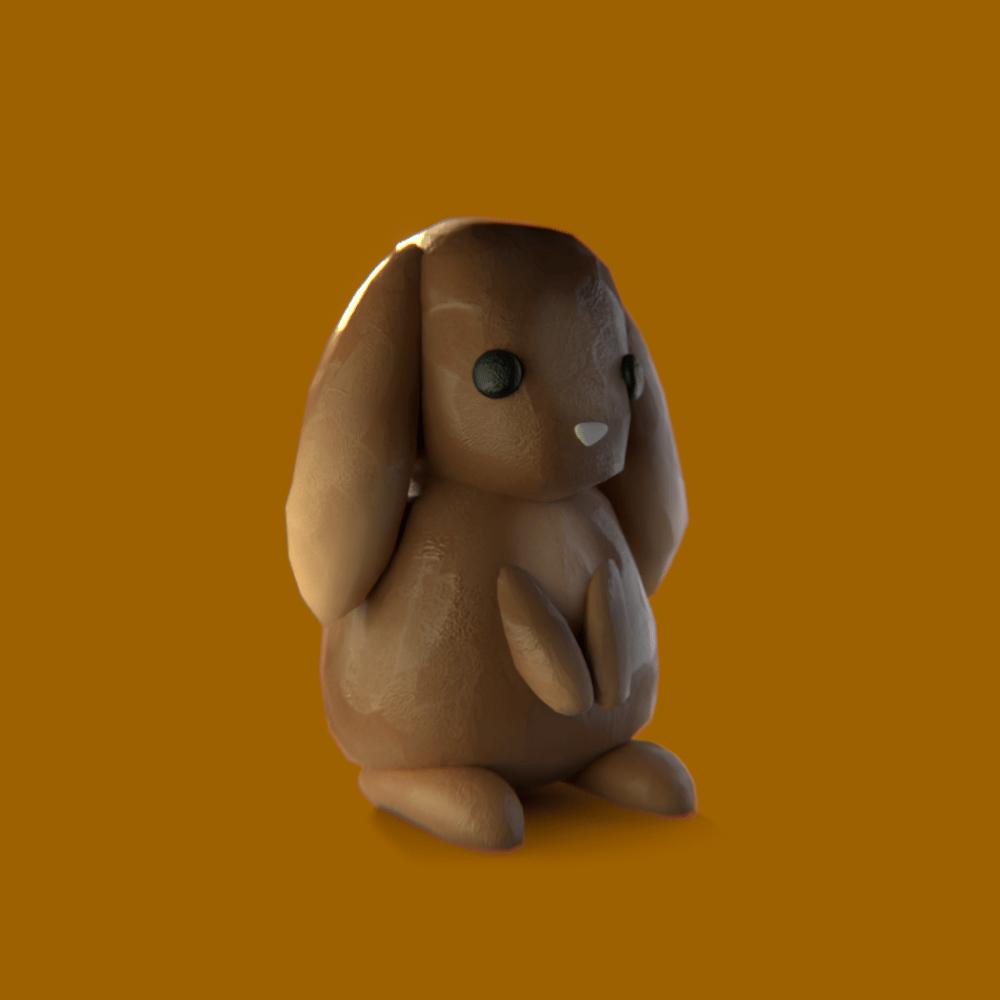 Kees het konijn - image 4 - student project