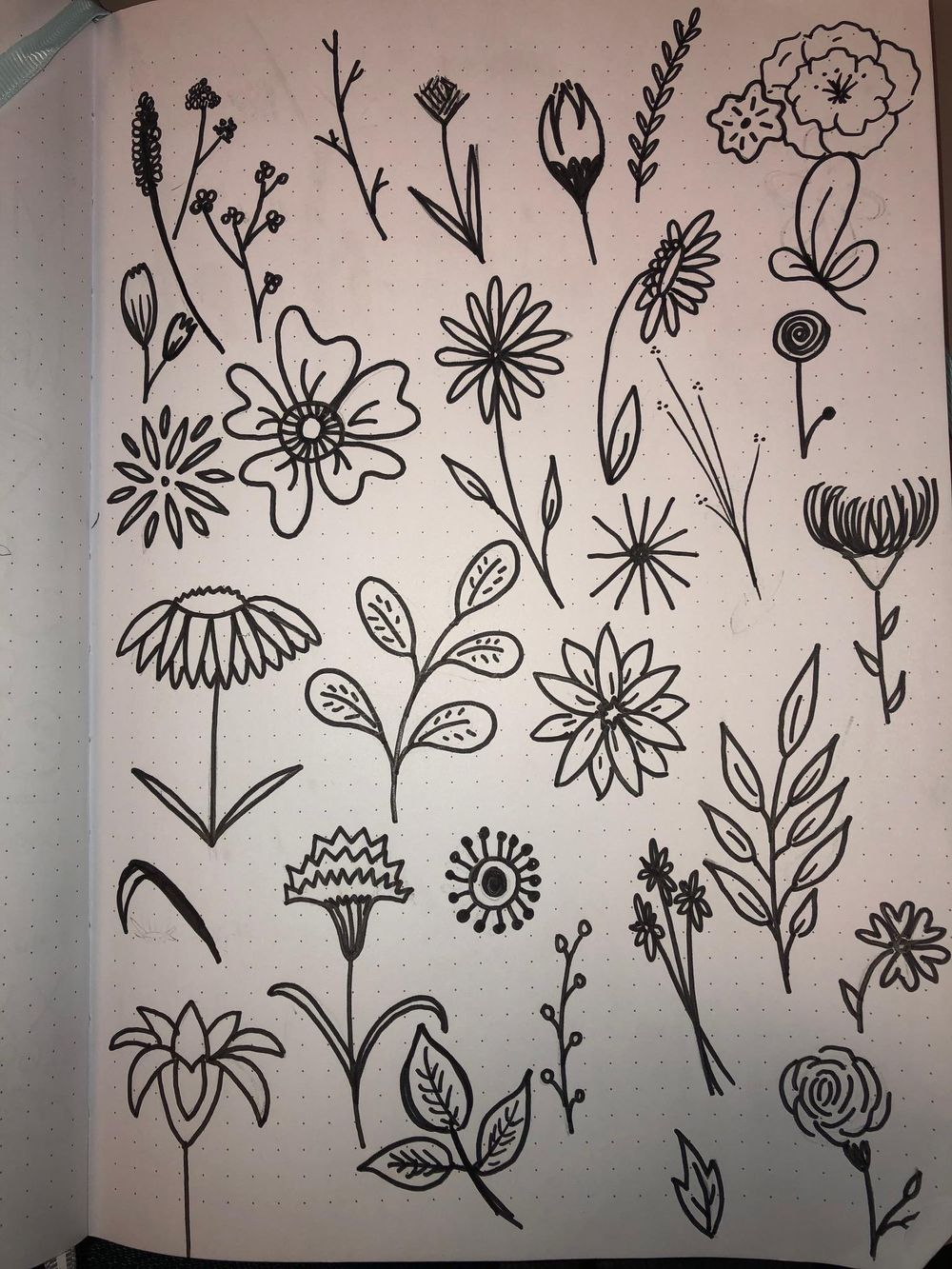 Spring Florals - image 2 - student project