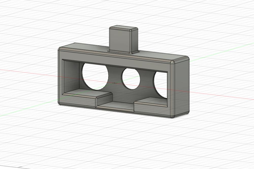 Raspberry Pi camera housing. - image 2 - student project
