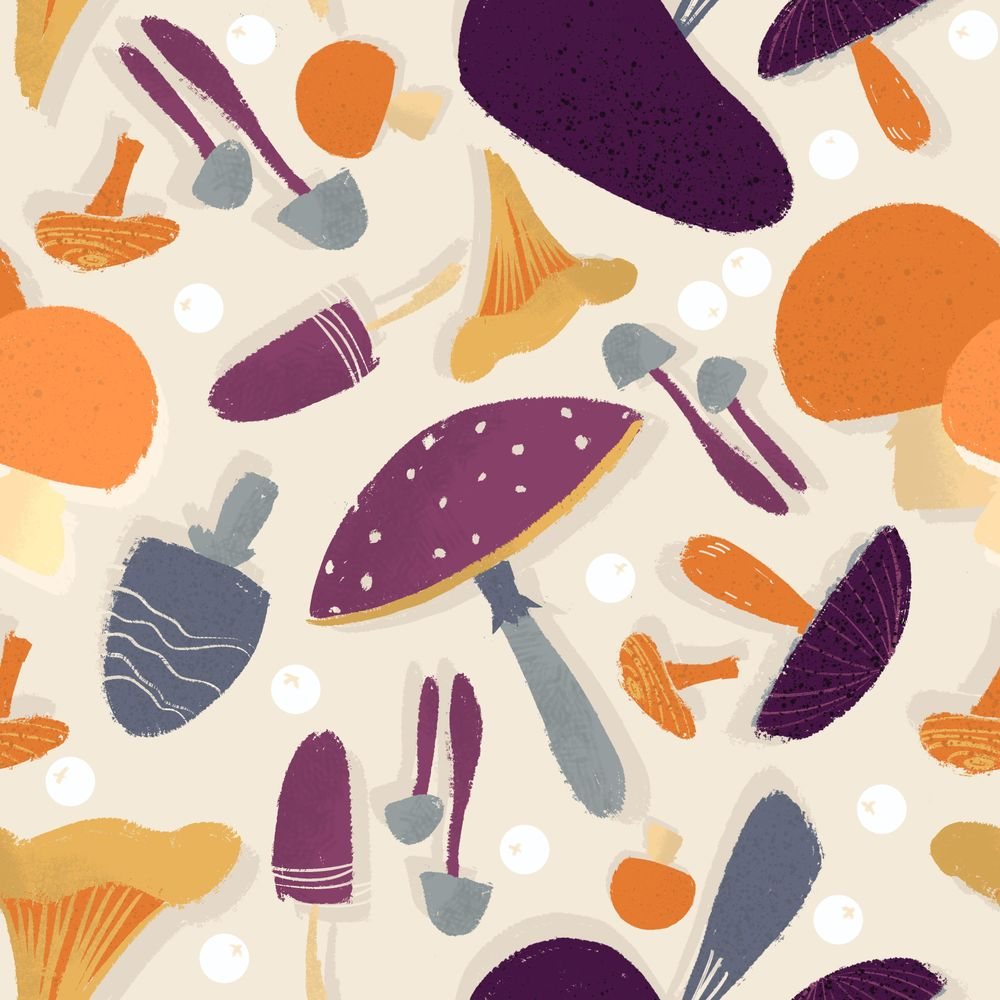 Magic mushrooms - image 3 - student project