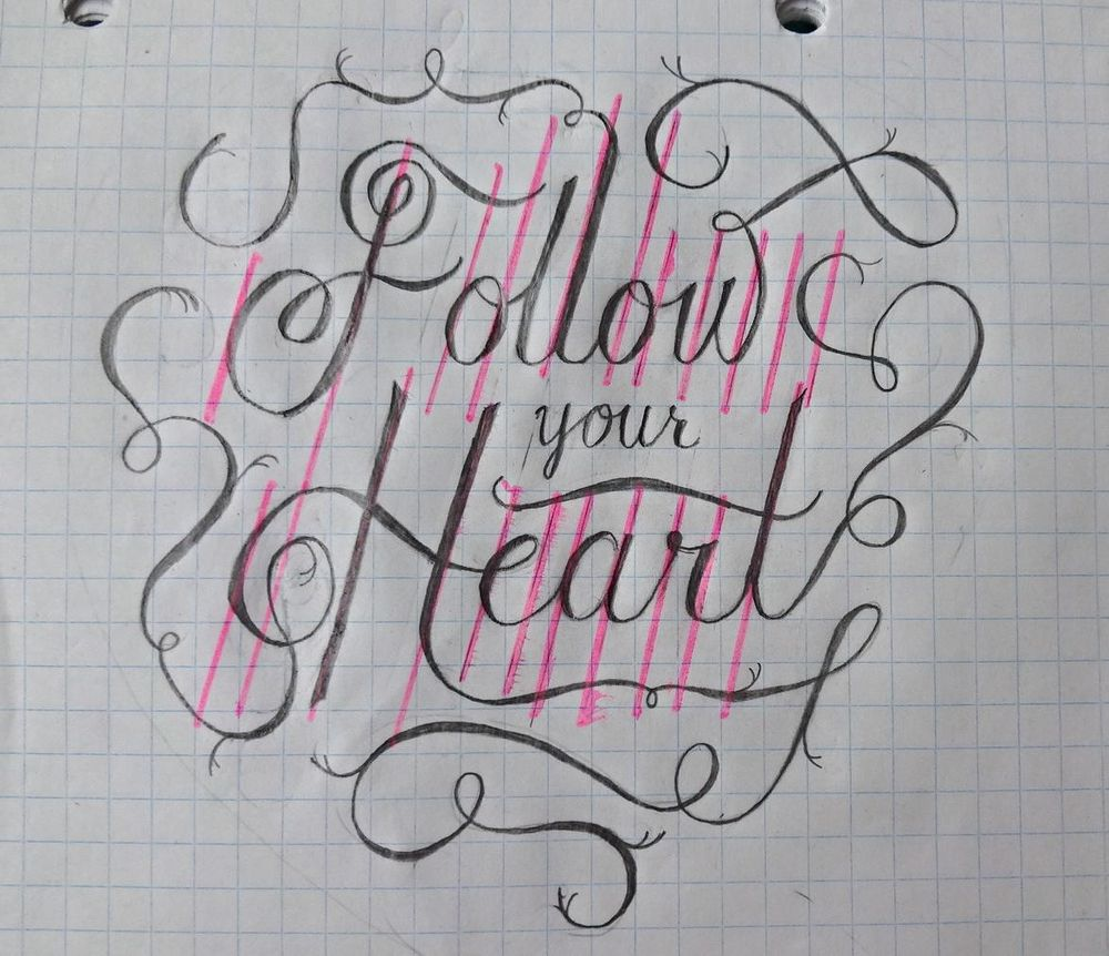 Follow Your Heart - image 2 - student project
