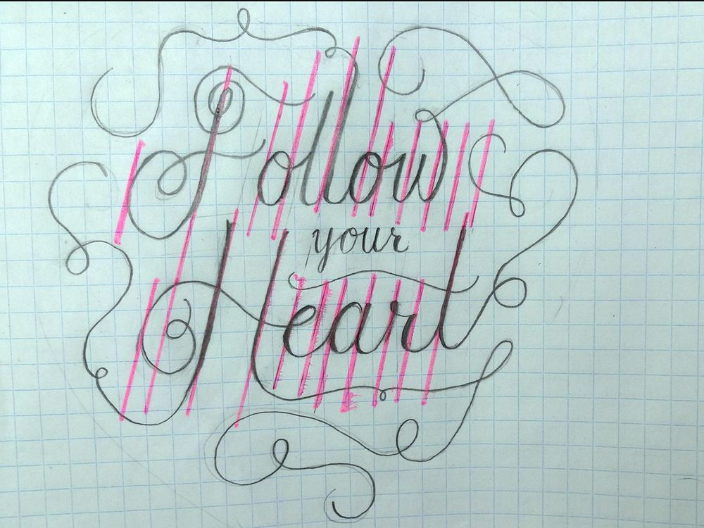 Follow Your Heart - image 1 - student project