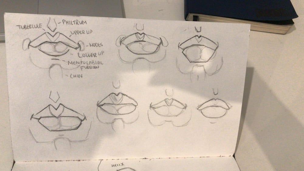 Portrait + sketches! - image 5 - student project