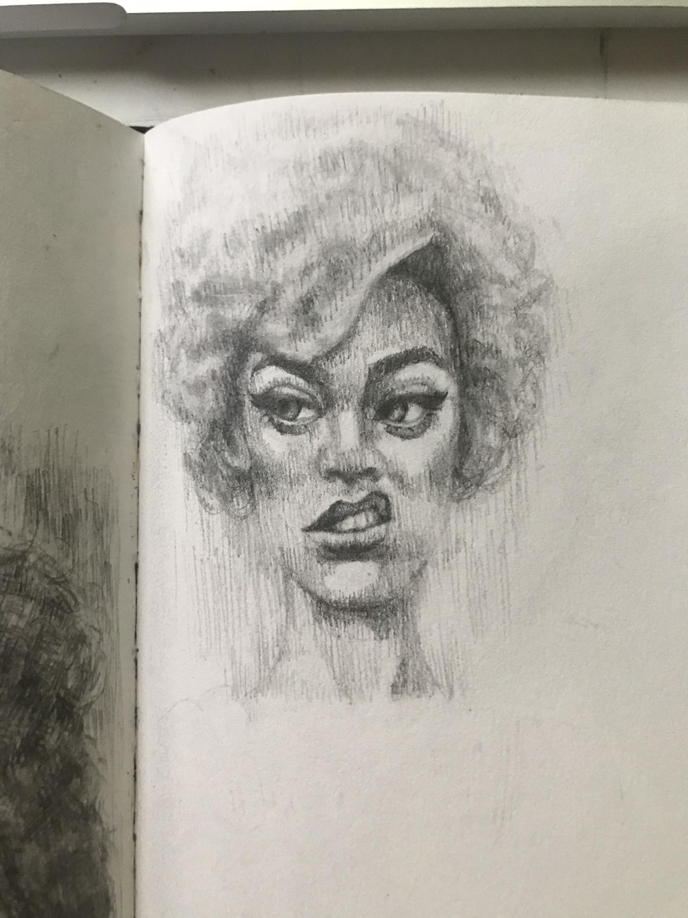 portrait drawings! - image 1 - student project