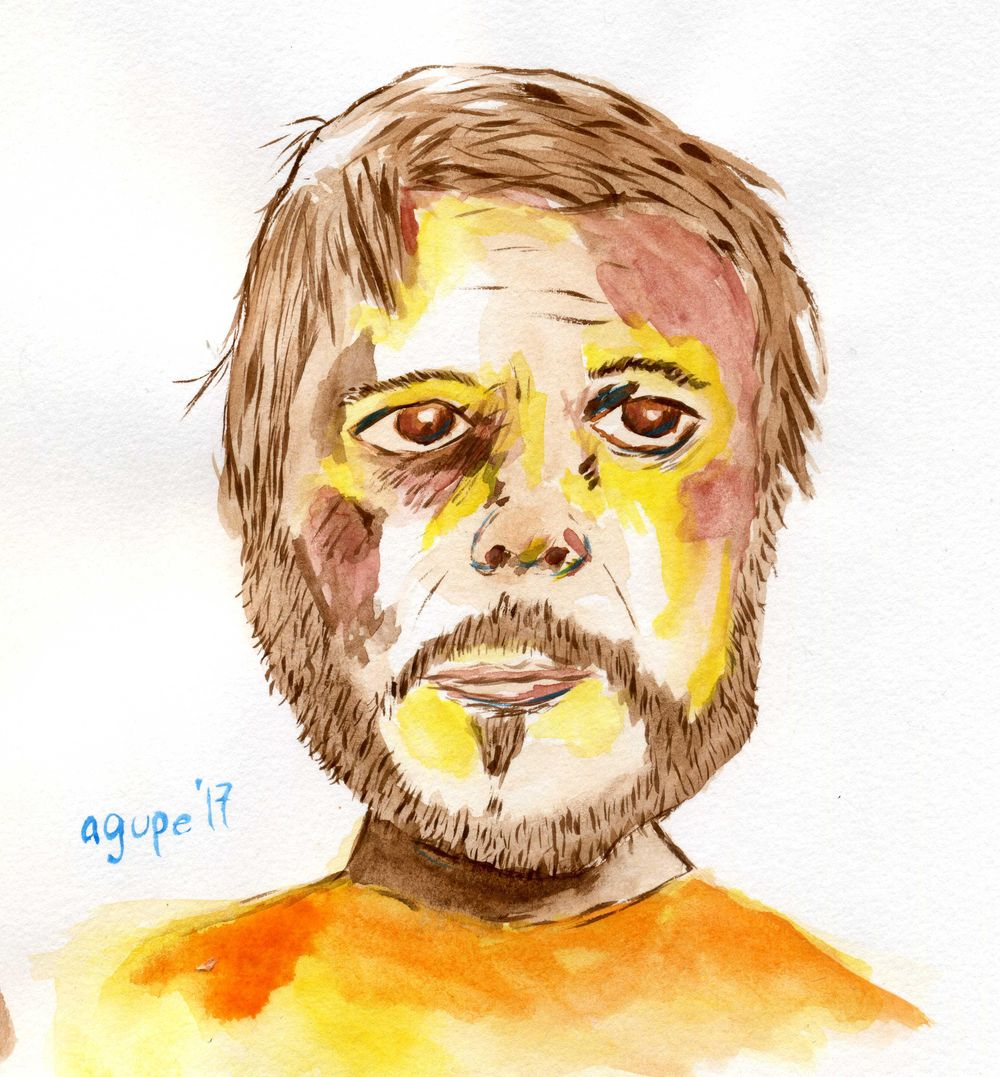 Watercolor Workshop - image 21 - student project