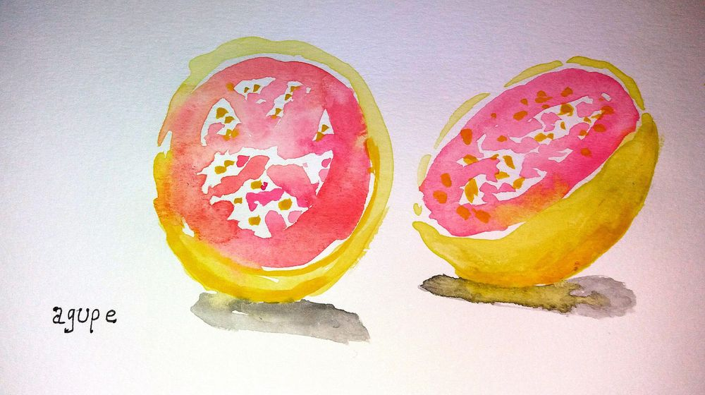 Watercolor Workshop - image 6 - student project