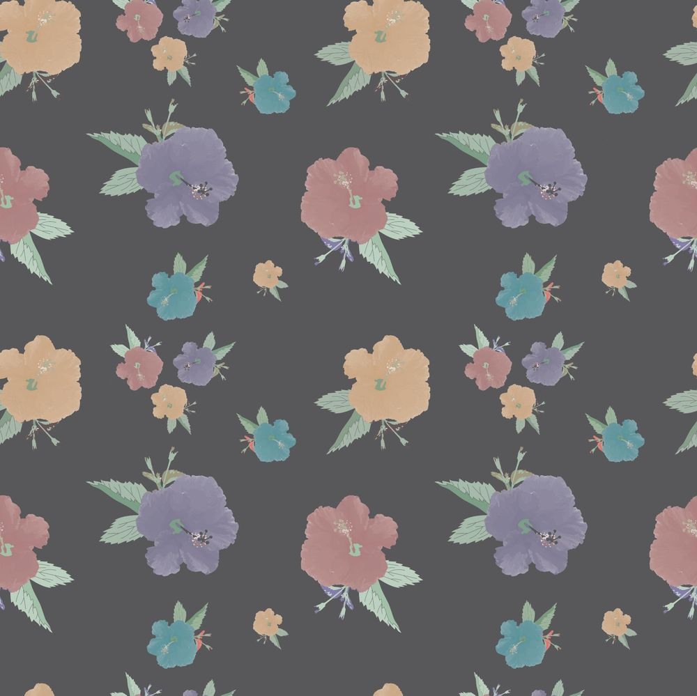 my first floral pattern - image 5 - student project
