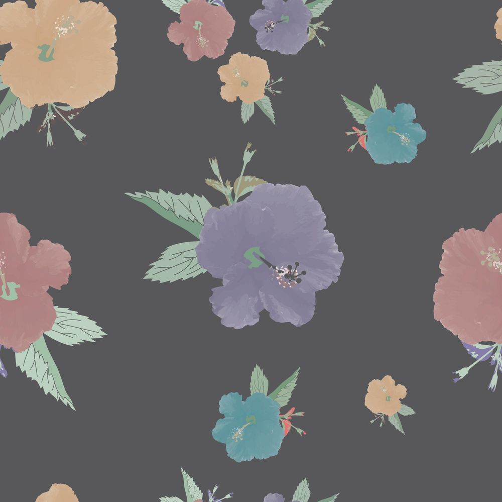 my first floral pattern - image 6 - student project