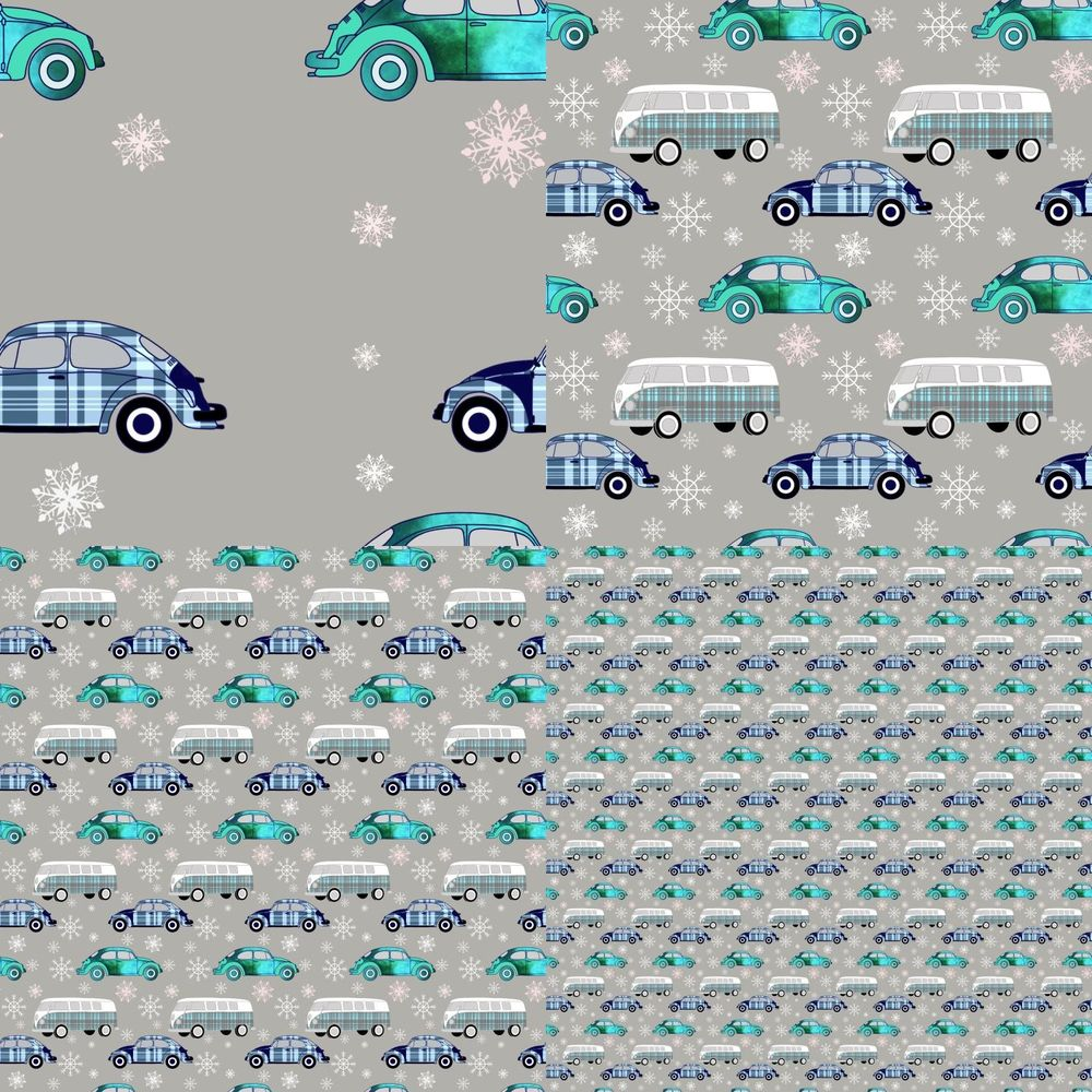 VW pattern Christmas - image 1 - student project