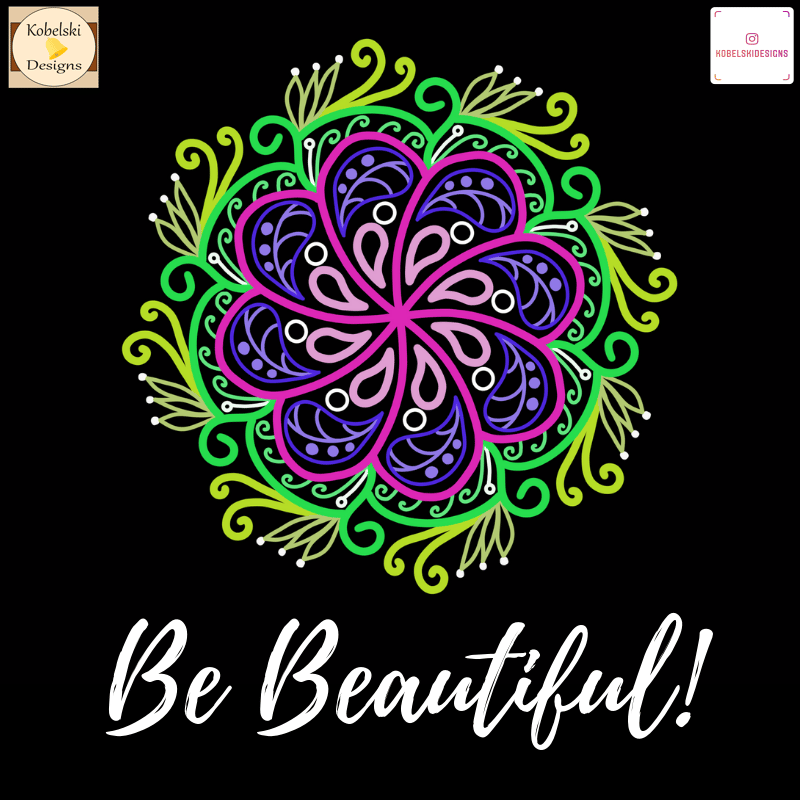 Be Beautiful - image 1 - student project
