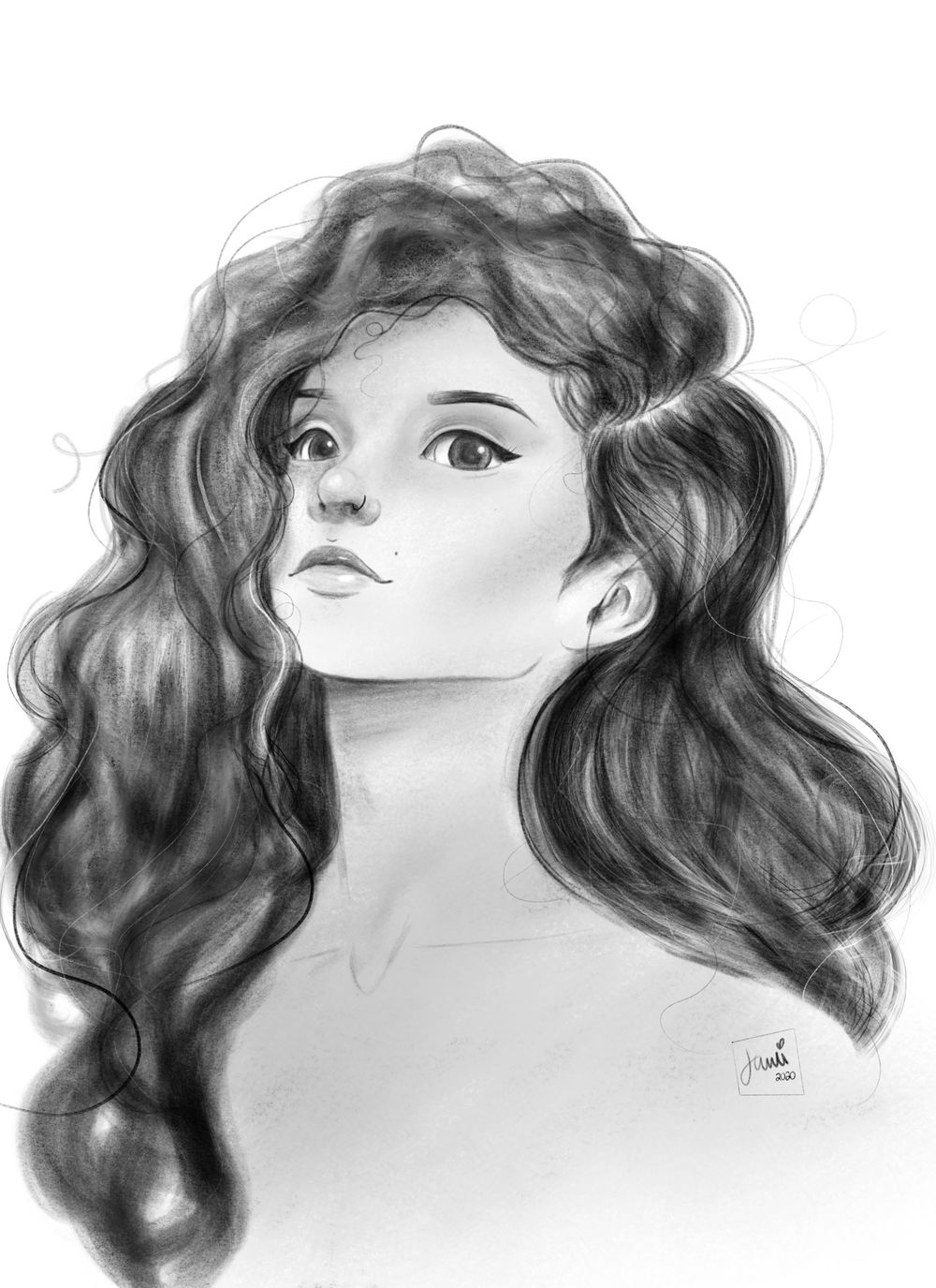 Curls - image 1 - student project