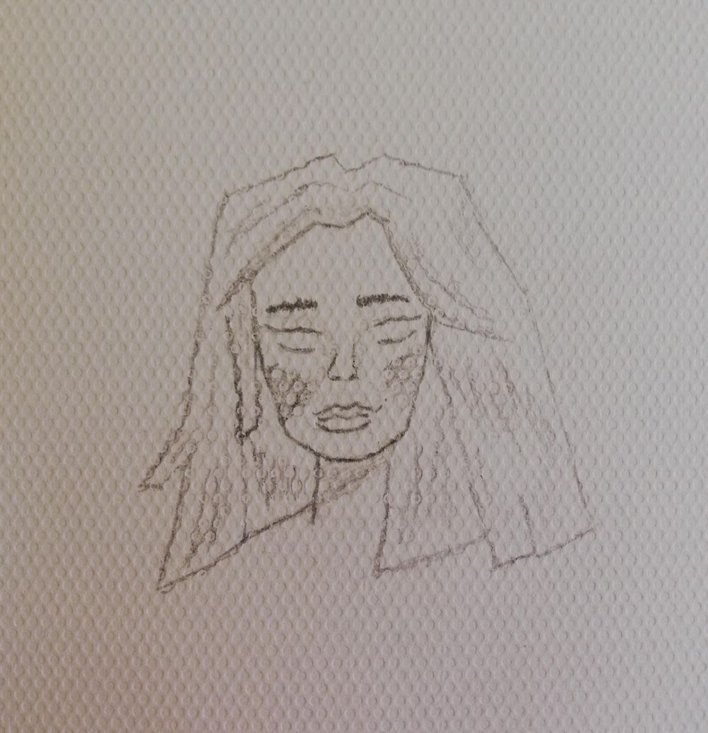 trying to stylize my female character - image 1 - student project