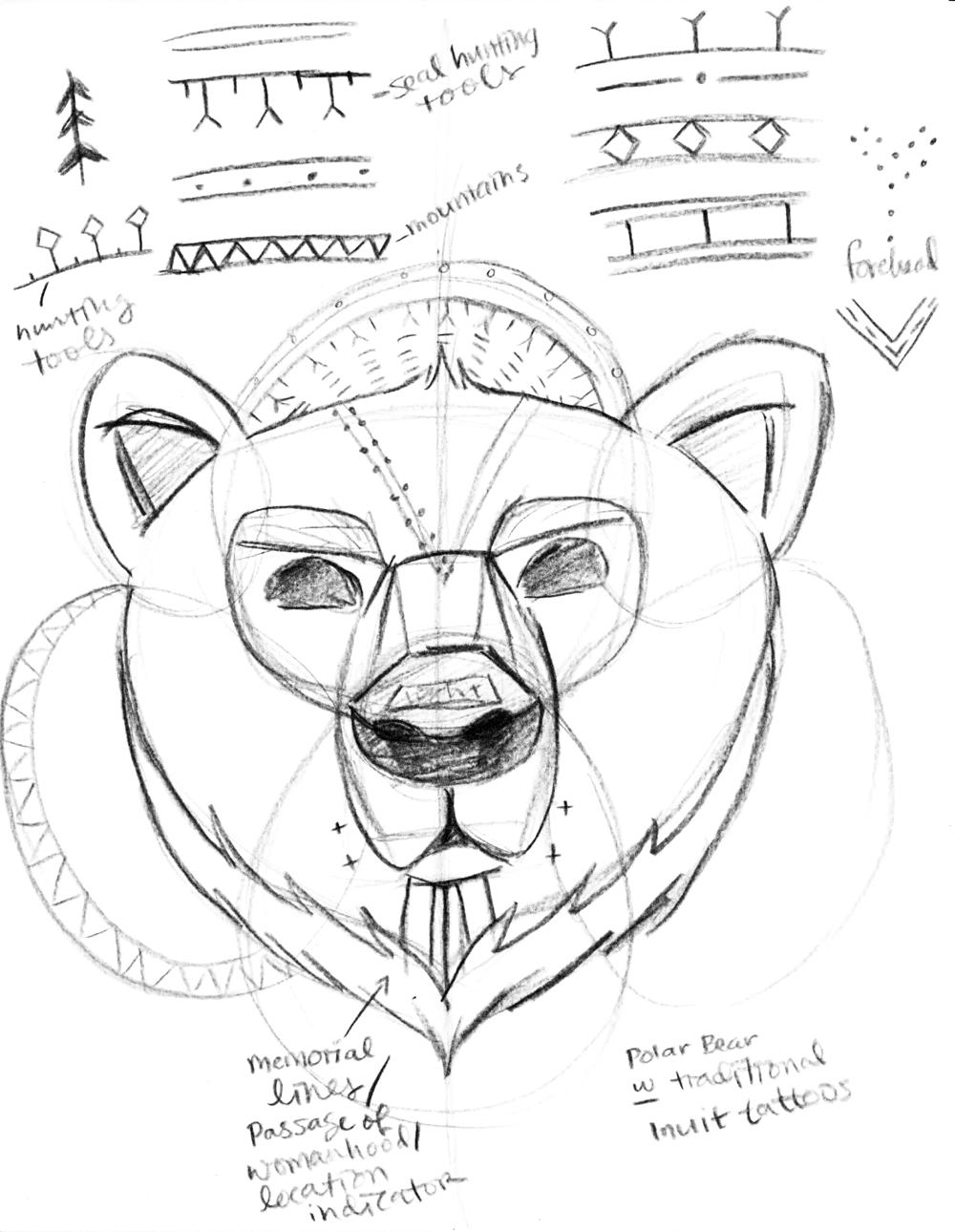 Polar Bear - image 2 - student project