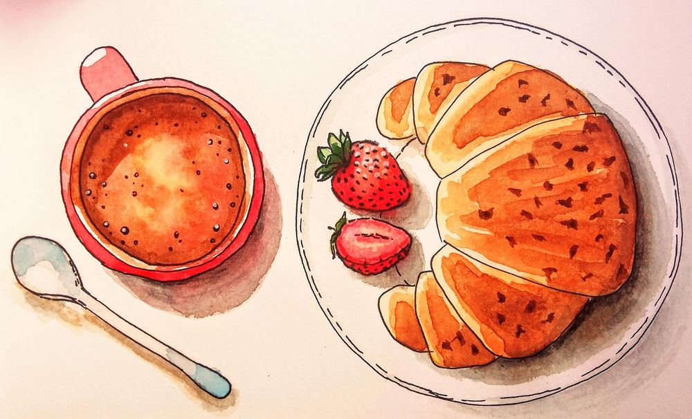 Breakfast maybe? :) - image 2 - student project