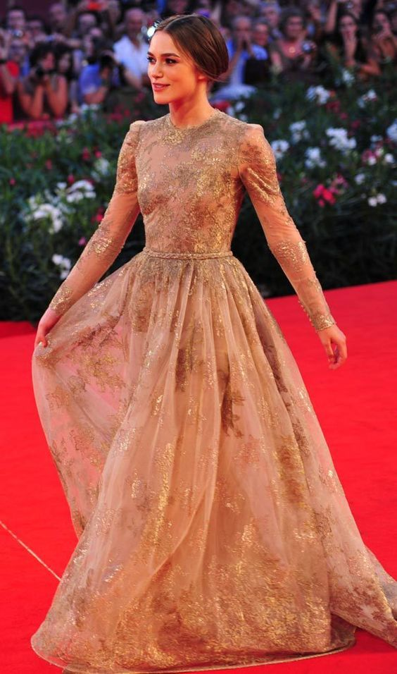 Keira Knightley's gown  - image 1 - student project