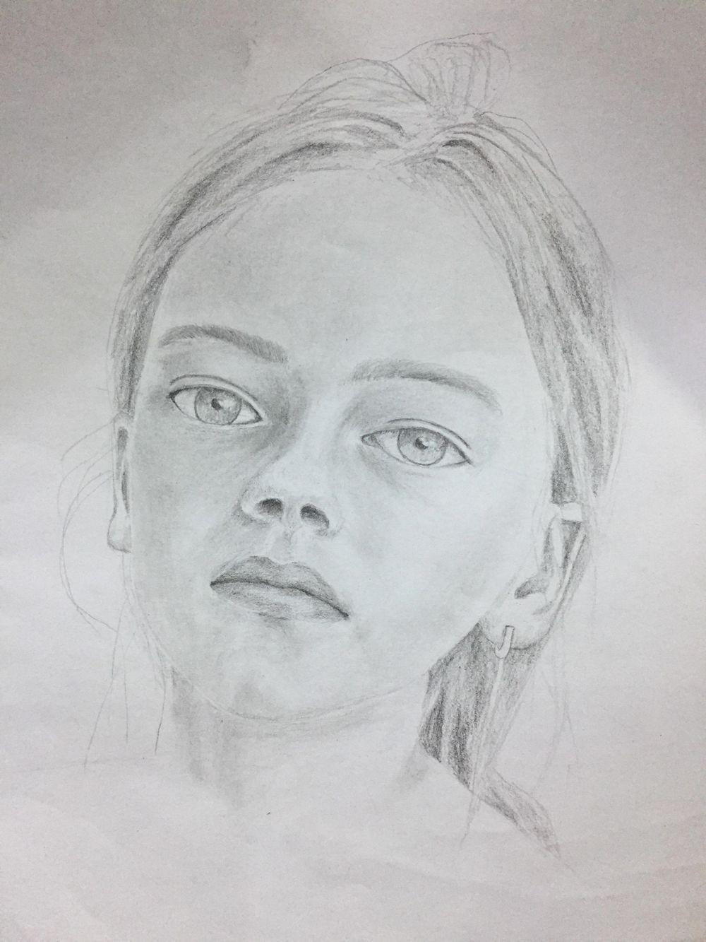 Portrait - image 1 - student project
