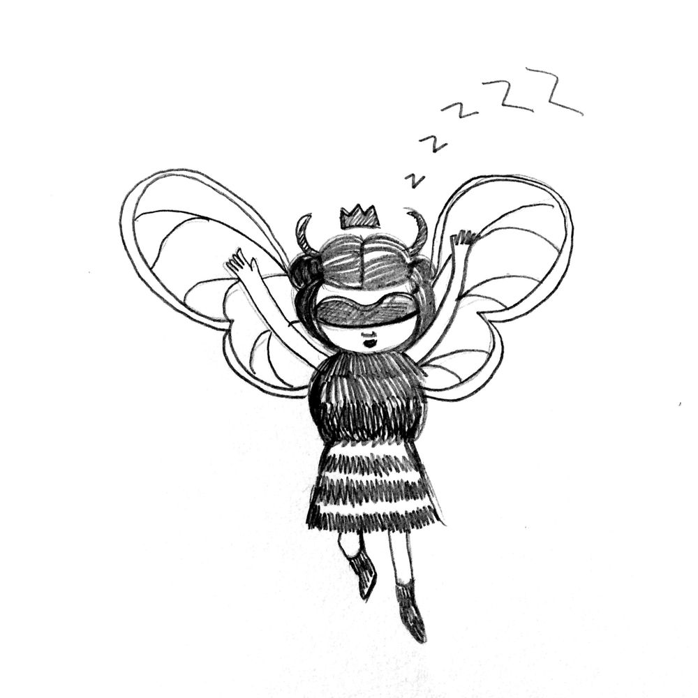Bee Woman - image 6 - student project