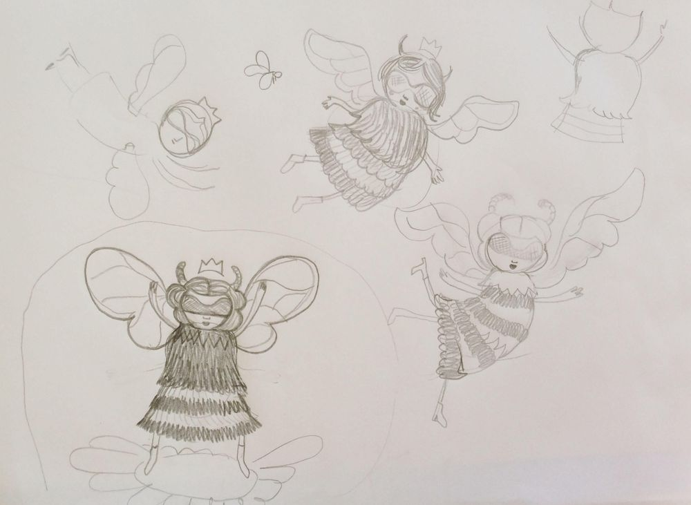 Bee Woman - image 5 - student project