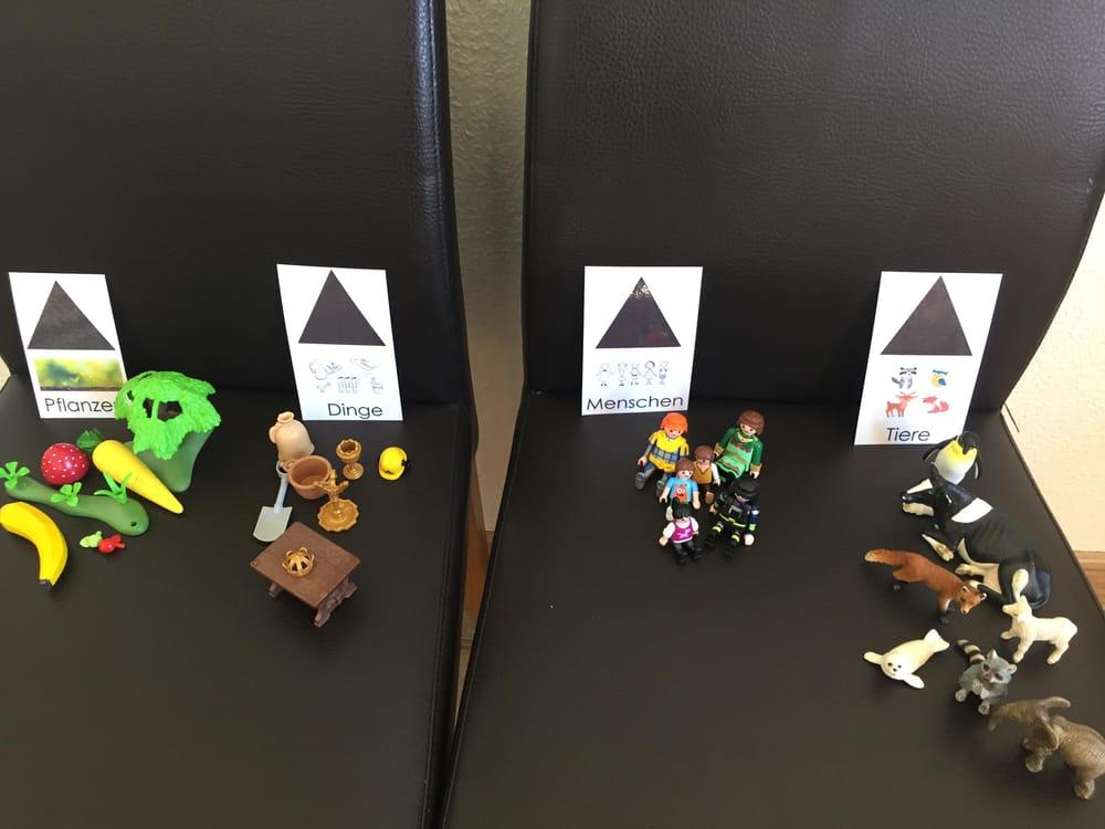 Namenwort Einführung im Kindergarten - image 2 - student project