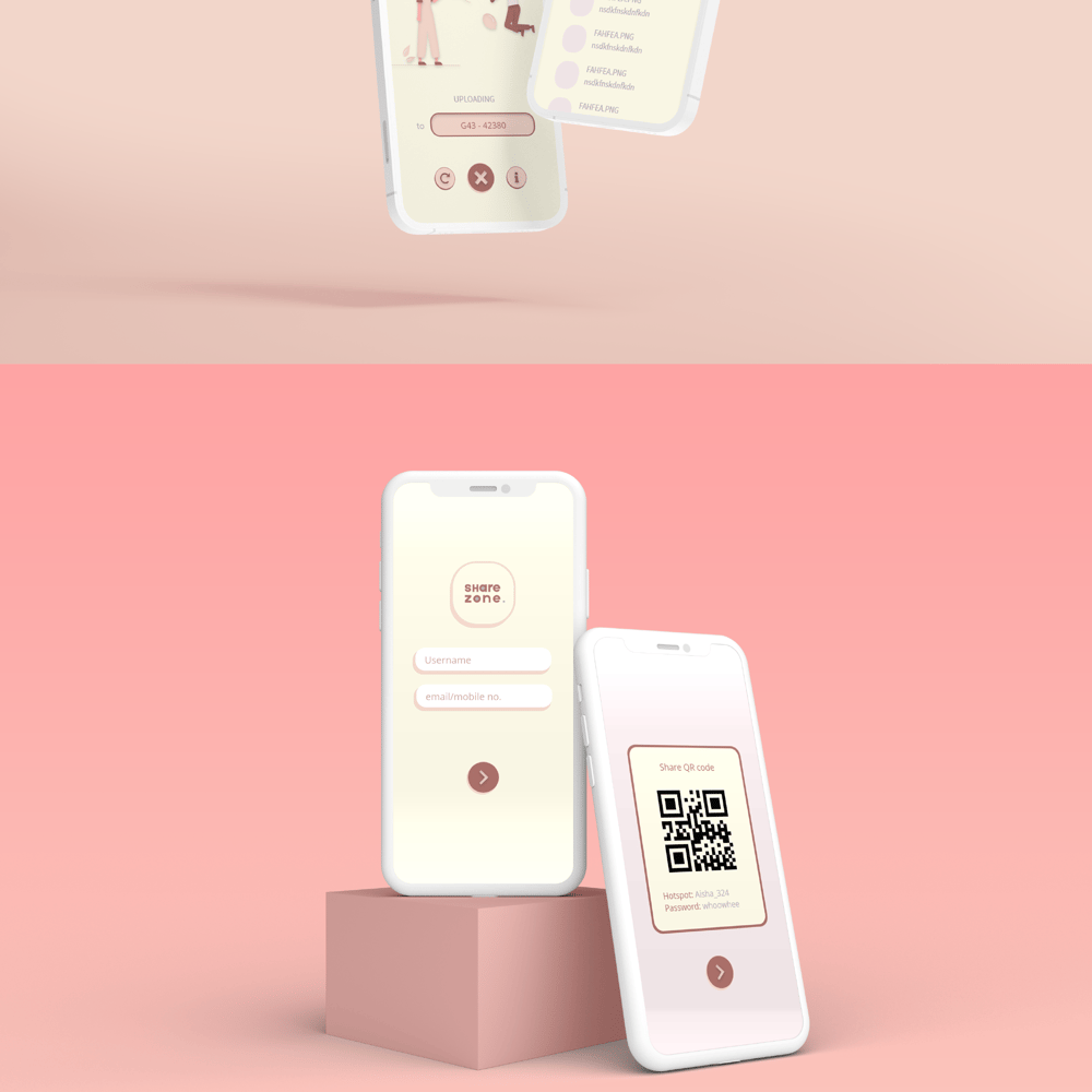 Share Zone - image 10 - student project