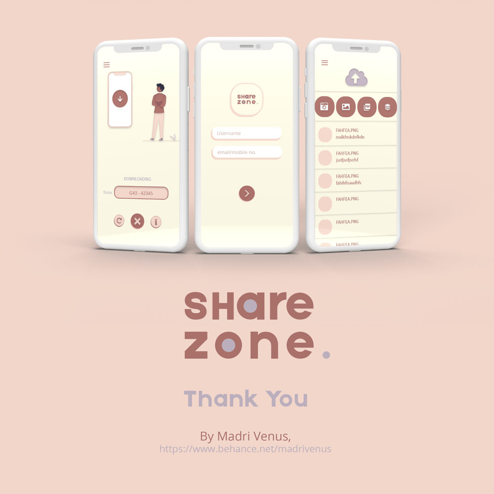 Share Zone - image 14 - student project
