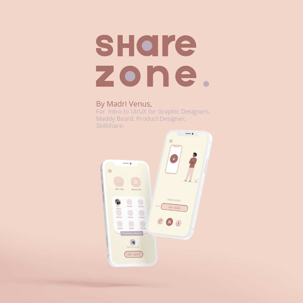 Share Zone - image 1 - student project