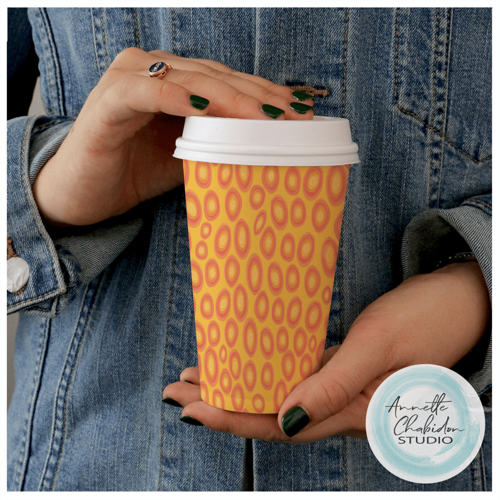 Wired Gerber Paper cup - image 1 - student project