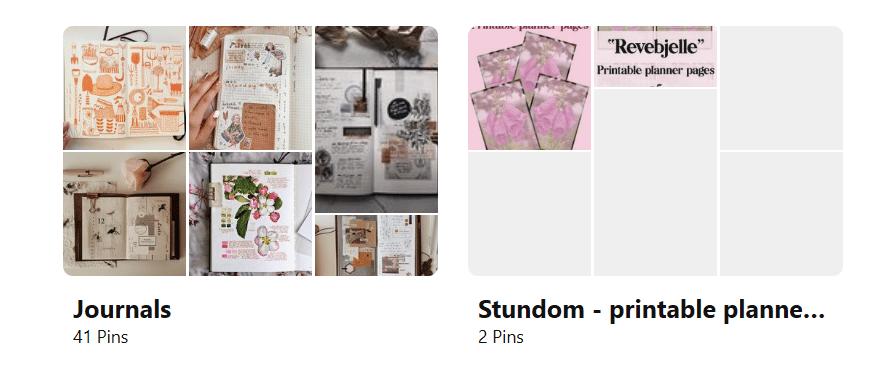 Pinterest - image 3 - student project