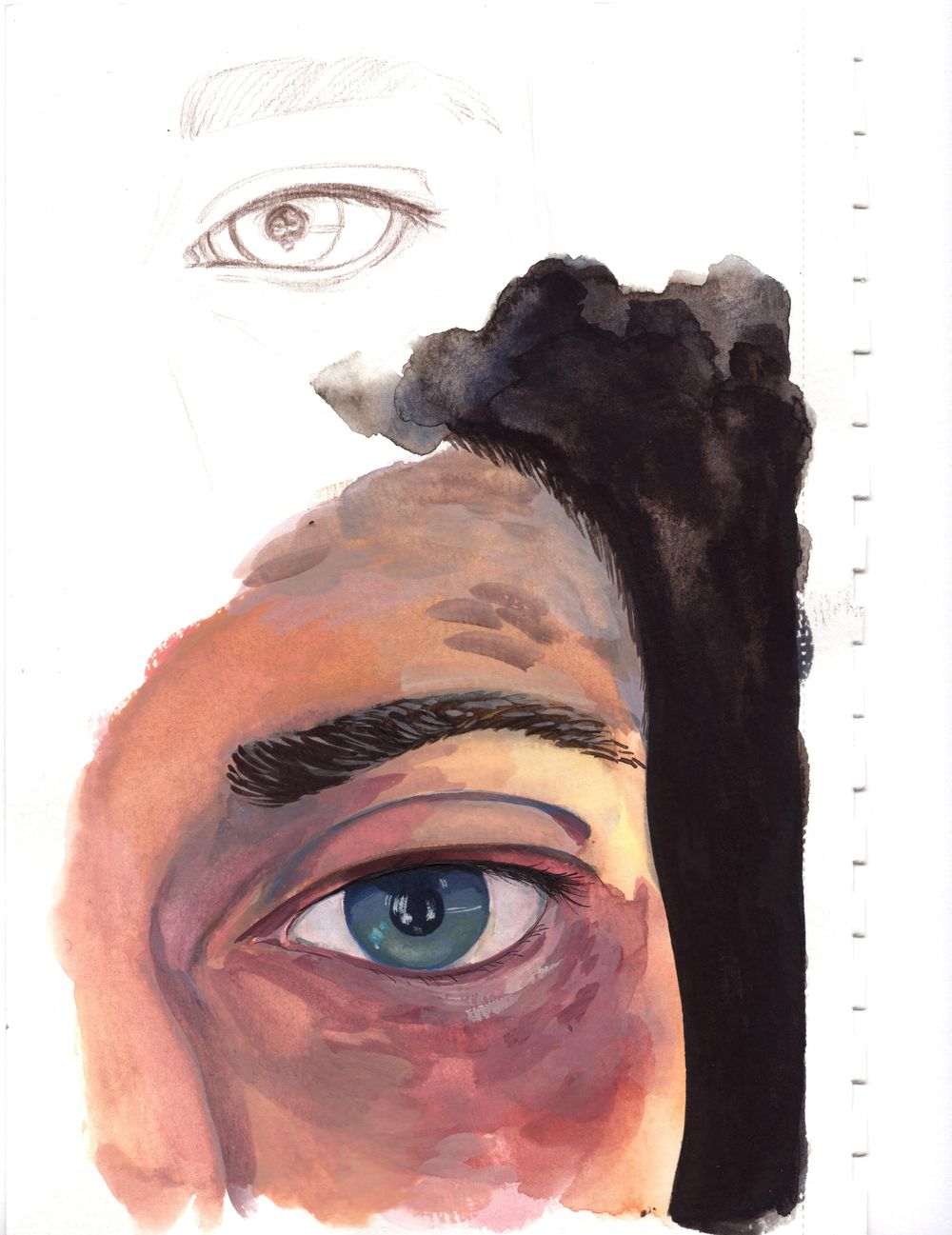 Learning Gouache & Study Painting - image 3 - student project