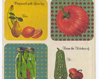 Pickel Jar Label - image 10 - student project