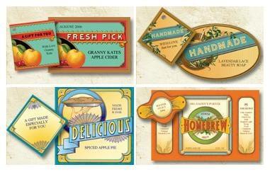 Pickel Jar Label - image 8 - student project