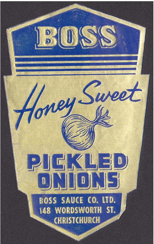Pickel Jar Label - image 15 - student project