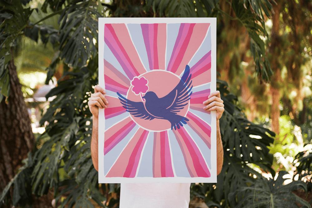 Digital Illustration Prints - image 1 - student project