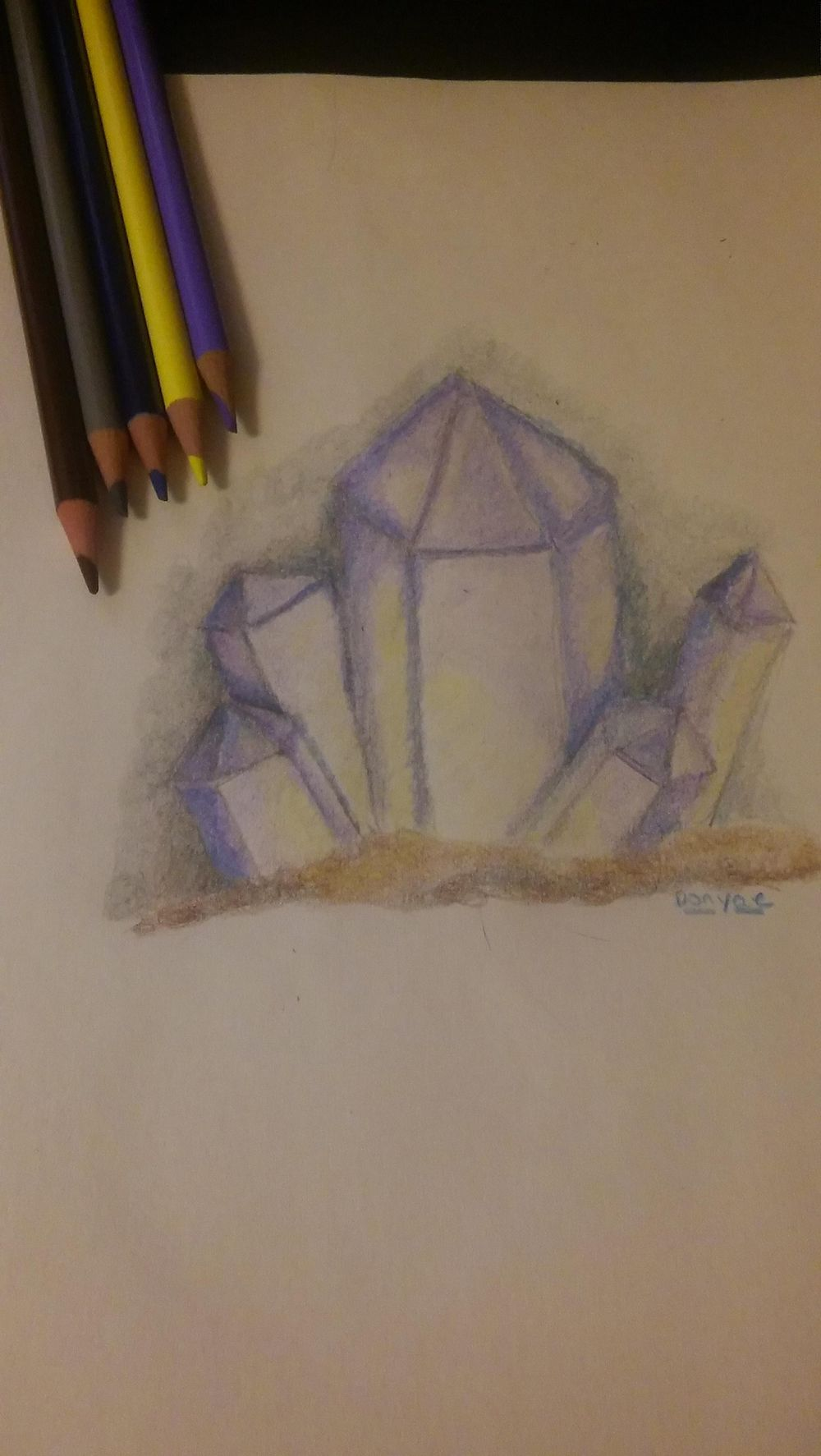 Just Colored Pencil Things - image 2 - student project