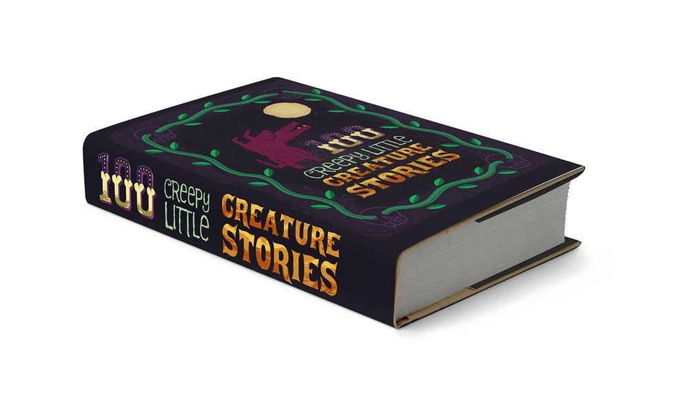 100 Creepy Little Creature Stories - image 8 - student project