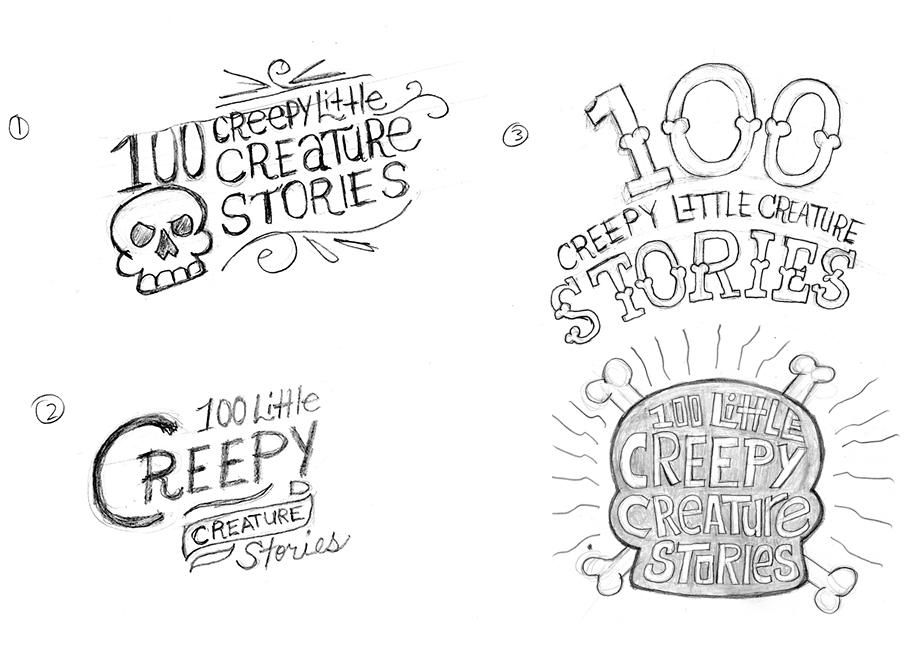 100 Creepy Little Creature Stories - image 3 - student project