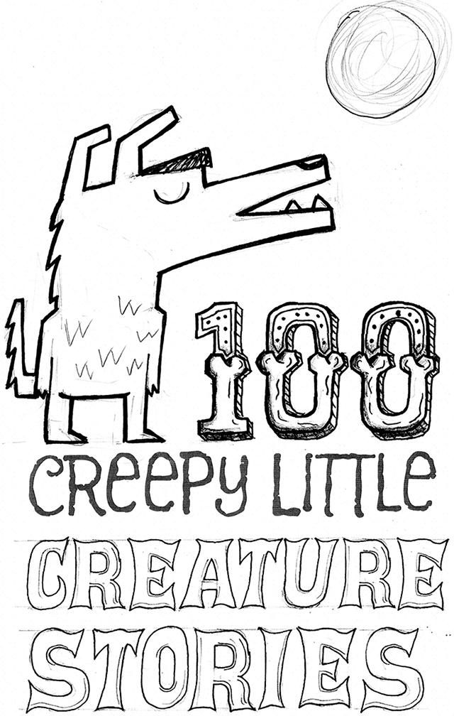 100 Creepy Little Creature Stories - image 5 - student project