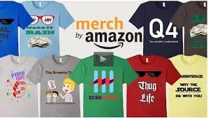 EZ T-Shirt Designs ✦ Sell On Amazon For Free - image 1 - student project