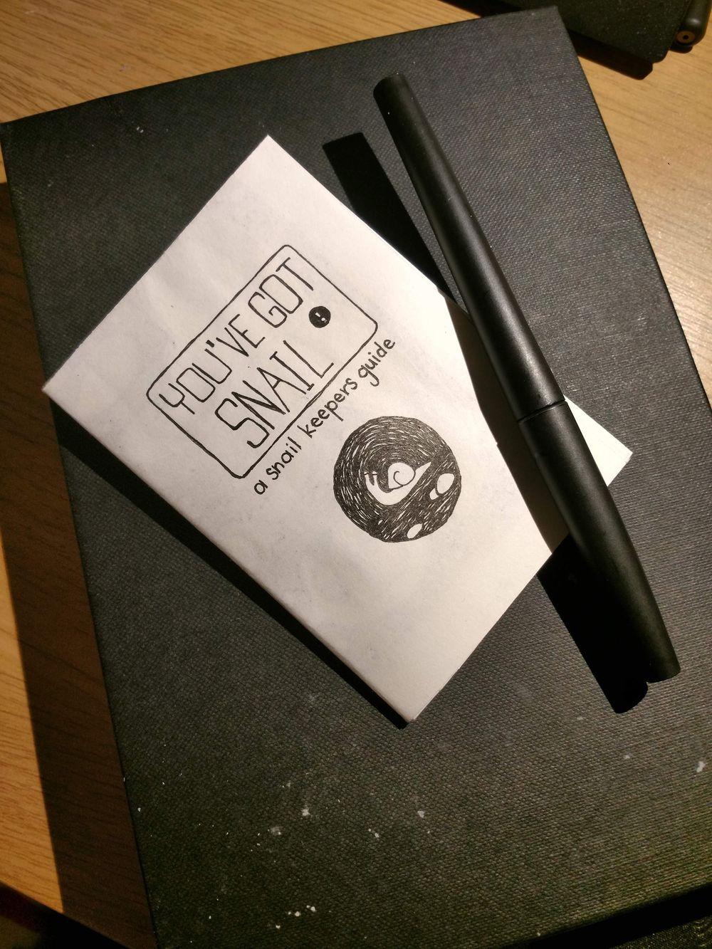 You've Got Snail - image 1 - student project
