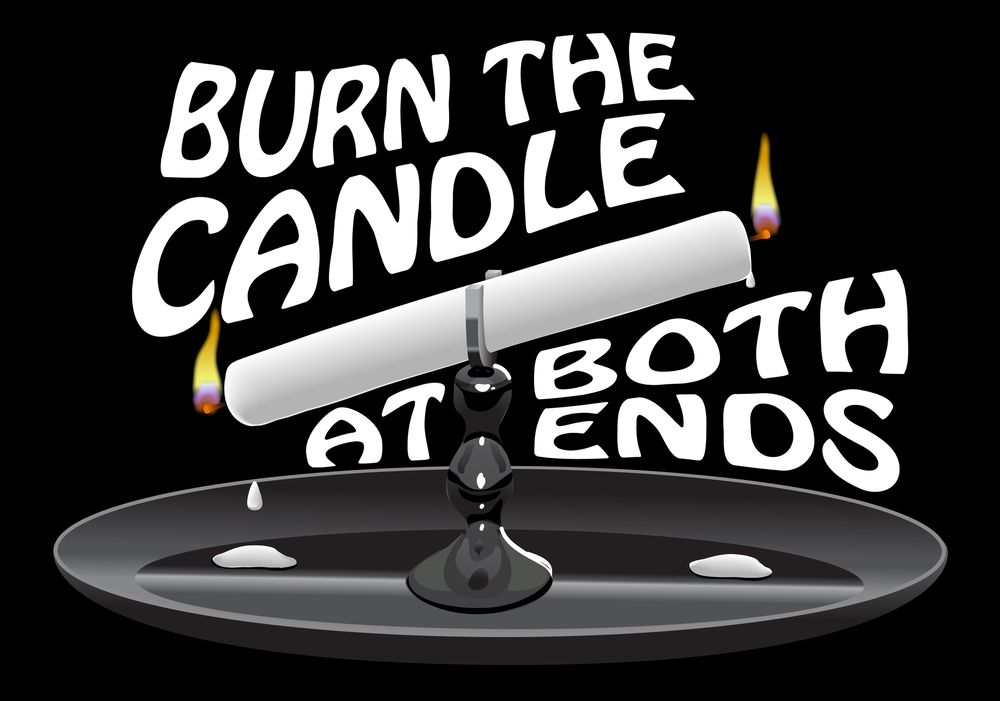 Burn the Candle at Both Ends - image 1 - student project