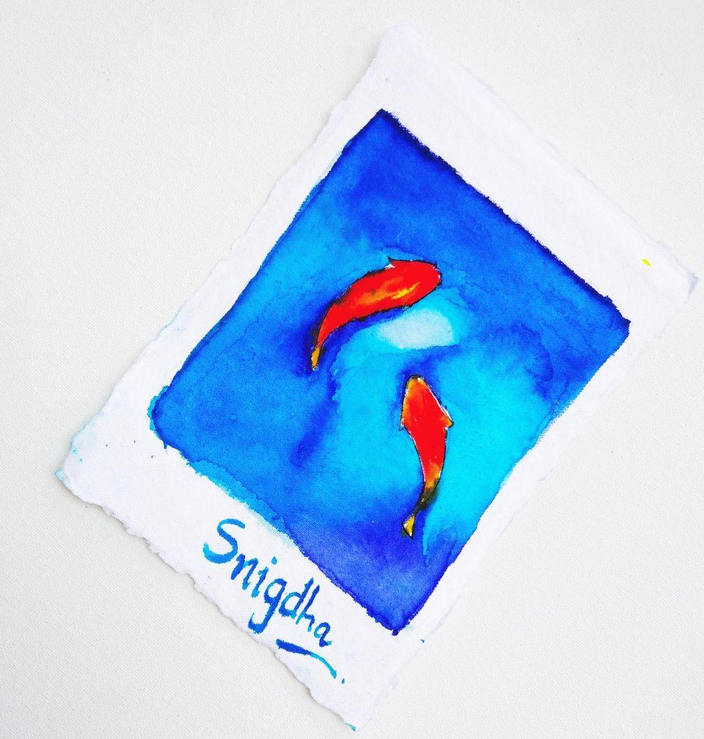 Snigdha - image 2 - student project