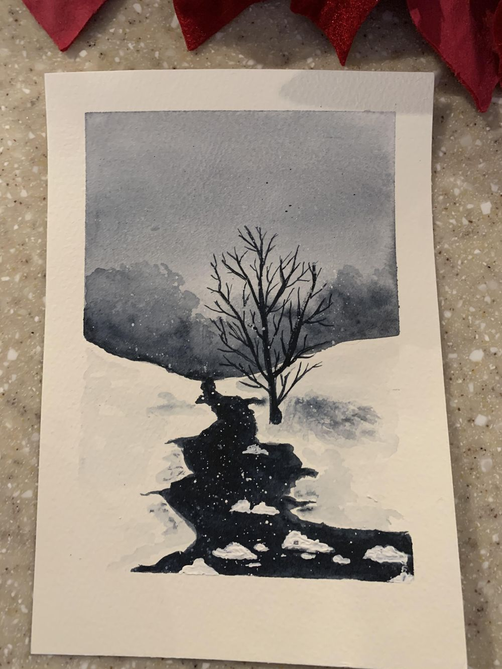 Let it Snow! - image 2 - student project