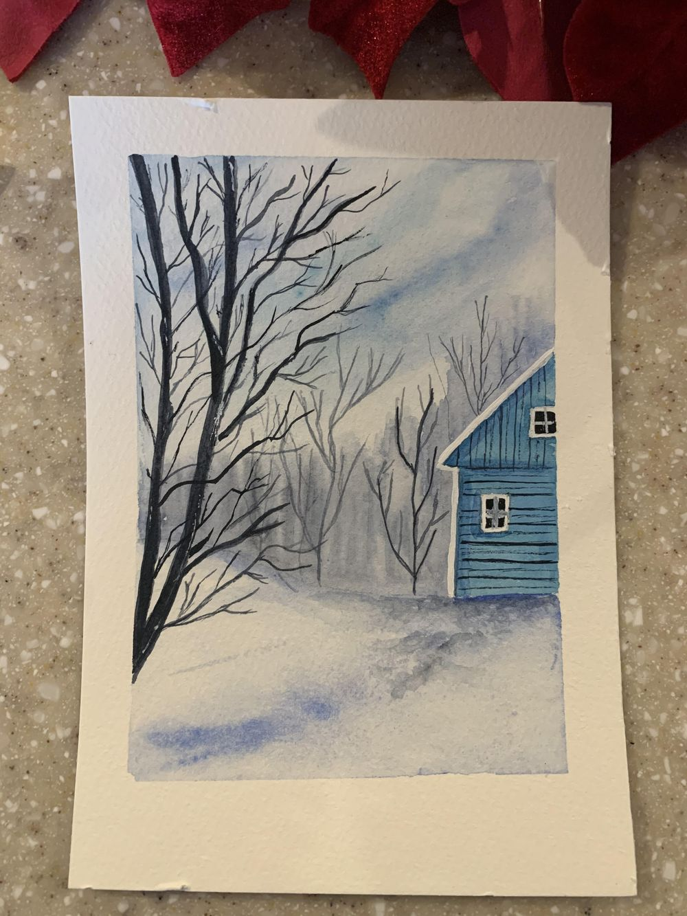 Let it Snow! - image 3 - student project