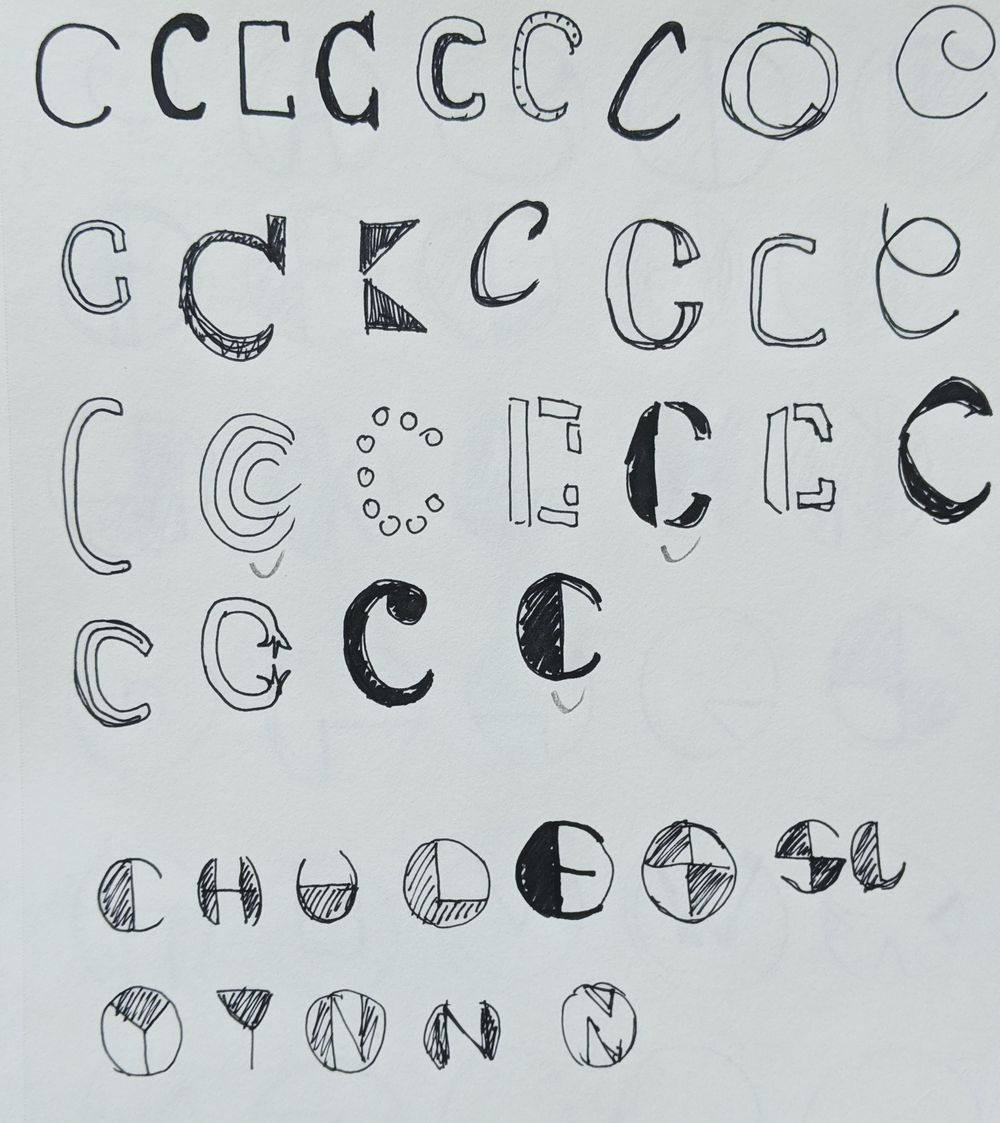 Letters - image 4 - student project